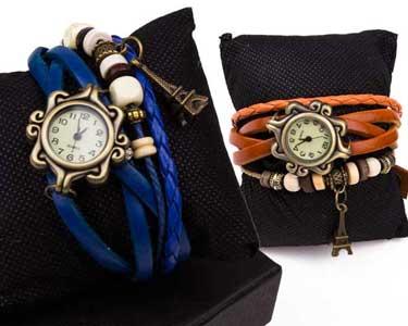 Relógio Vintage   Paris Style