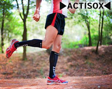 Meias de Compressão para Desporto | Actisox®