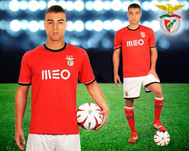 Réplica Oficial do Equipamento Principal 2013/14   Benfica
