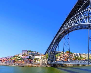 Cruzeiro das 6 Pontes do Porto p/ Dois - 1h | Uma Experiência Única!