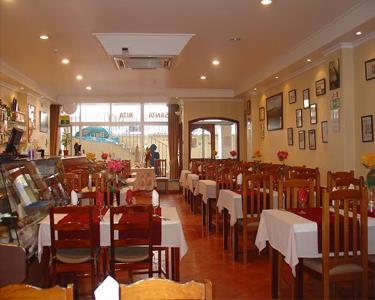 2014|Restaurante Santa Rita - Jantar a dois