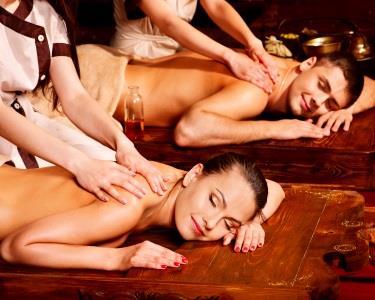 Templo Relax: Massagem de Aroma de Chocolate | 2 Pessoas | Lisboa