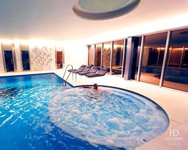 Duecitânia Design Hotel | Circuito de Águas c/ Massagem para Dois