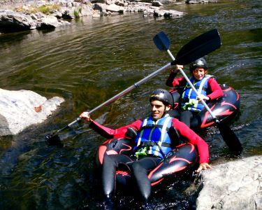 Baptismo de Micro-Rafting no Rio Paiva | Aventure-se!