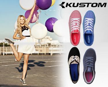 Ténis Kustom® for Girls | Stock Limitado