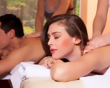 Massagem a Dois c/ Champanhe & Bombons | 1 Hora | Queluz