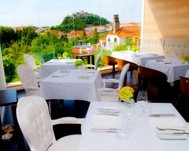Jantar Romântico com Vista para o Castelo de Leiria | Pontuel