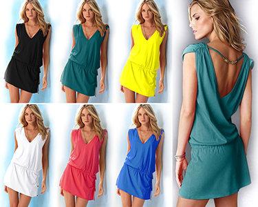 Summer Dress | Escolha a Cor do Seu Verão
