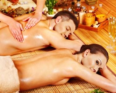 Luxúria Tropical | Massagem de Maracujá & Manga para Dois - 50 Minutos