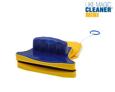 Limpa-Vidros Magnético   Magic Cleaner