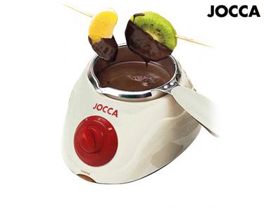 Delícia de Chocolate em Casa   Chocolateira Eléctrica Jocca®
