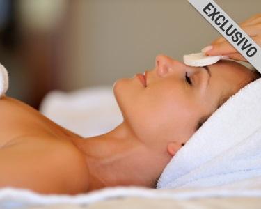 Spa Facial c/ Microdermoabrasão + Terapia do Oxigénio | 6 Clínicas - Sorria