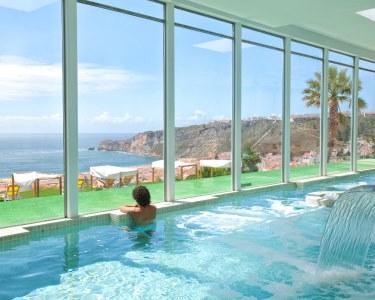 Miramar Hotel & Spa 4* - Nazaré | 1 a 3 Noites com Spa