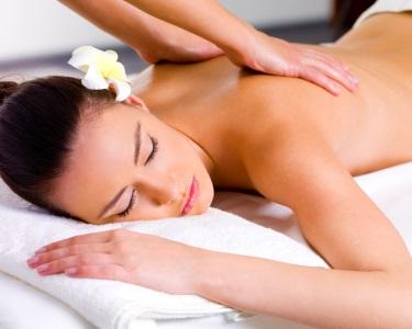 1 ou 4 Massagens às Costas | 30 Minutos | Clínica Naturalyrio
