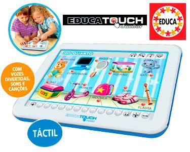 Tablet Didáctico para Crianças com Voz | Escolha o Seu