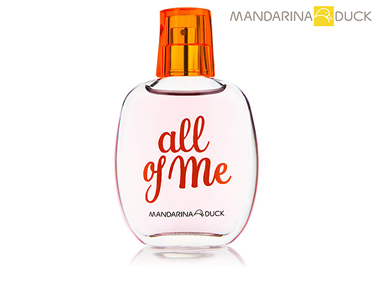 Perfume Mandarina Duck All Of Me | For Woman