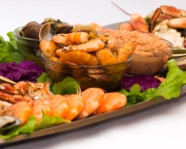 Mariscada com Tudo Incluído para 2 | Restaurante Alcazar