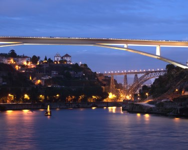 Cruzeiro 6 Pontes com Lanche   Porto - Paixão Invicta para Dois   1 Hora