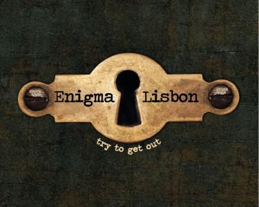 Enigma Lisbon | Aceite o Desafio! Conseguirá Escapar? Até 4 Pessoas