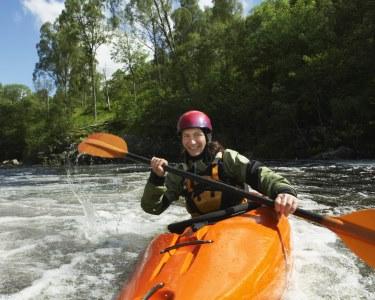 Aventura de Canoagem | Descida do Rio em Kayak | Morwise®
