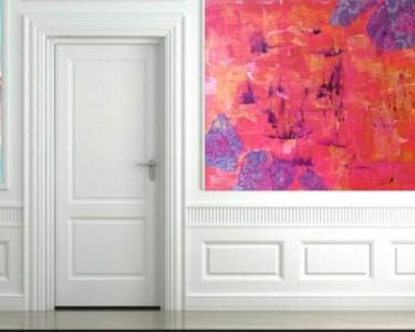 Pintura Decorativa de Parede ou Telas Decorativas   Vale de 100€