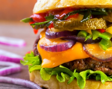O Melhor Hambúrguer de Picanha de Lisboa! Sabores de Fusão para Dois