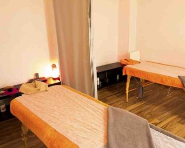 Massagem de Aromaterapia à Luz das Velas para Dois | Espaço Essências