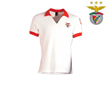 Camisola Alternativa do Benfica | Década de 60
