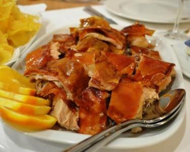 Paladares da Bairrada | Take-Away de Leitão, Batata Frita + Croquetes