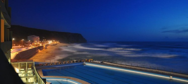 Hotel Arribas - Sintra   Noite com Vista Mar & Jantar Romântico