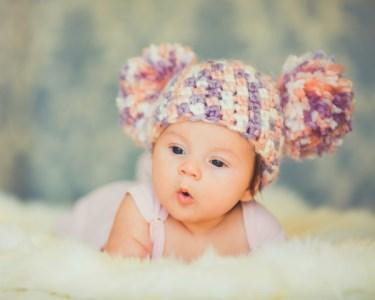 Sessão Fotográfica para Recém-Nascidos | Até 150 Fotografias | 1 Hora