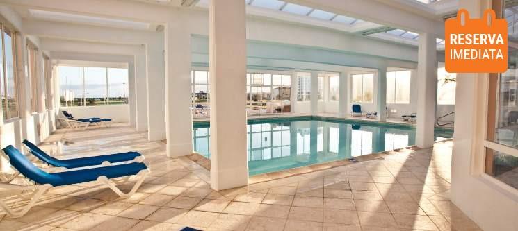Hotel Soleil Peniche | Noite Romântica à Beira-Mar com Piscina Interior | Outubro