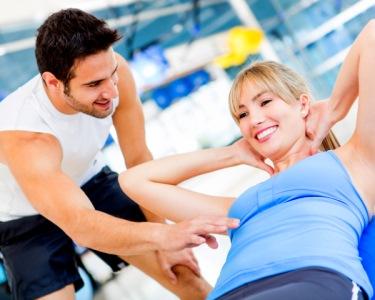 Pack Fitness | 3 Sessões de Personal Training + Massagem + Nutrição