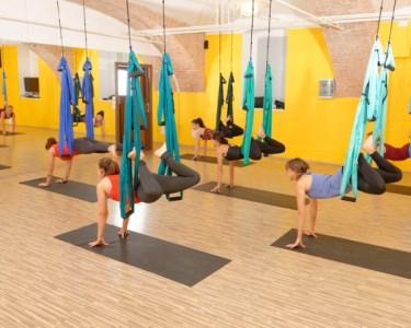 Aerial Silk Dance para Adultos | 1, 3 ou 5 Aulas | Porto