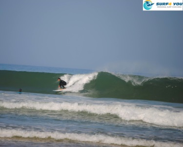 Surf Session na Nazaré | Personal Surf Coaching na Surf4 You