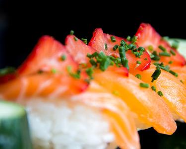 Kyuubi Sushi | Combinado 36 Peças c/ Sangria a 2 | Lisboa ou Oeiras