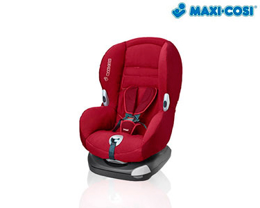 Cadeira Maxi-Cosi® «Priori XP» | Grupo 1 | Vermelho ou Preto