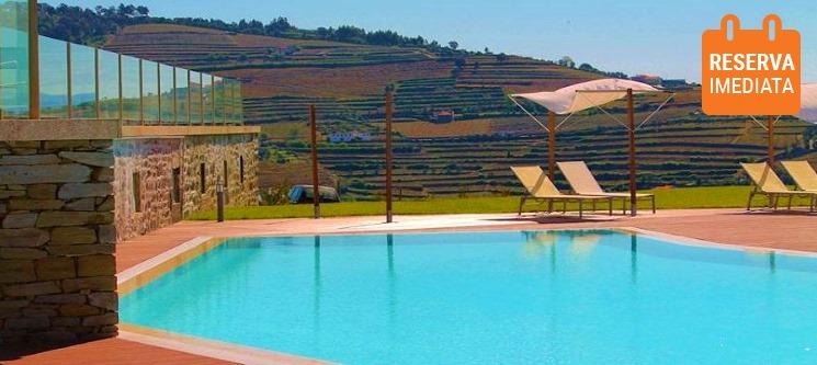 Reserva Imediata: Hotel 5* no Douro desde 64,69€ - Reserva já as tuas datas!