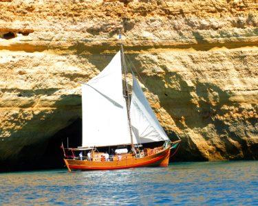 Ideal para Famílias! Passeio em Embarcação Pirata   Albufeira