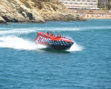 Passeio de Jet Boat no Algarve | 30 Minutos de Emoção & Adrenalina!