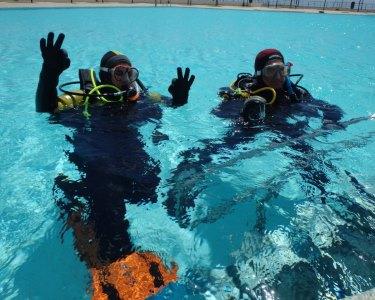 Baptismo de Mergulho em Oeiras | 2h em Piscina Oceânica