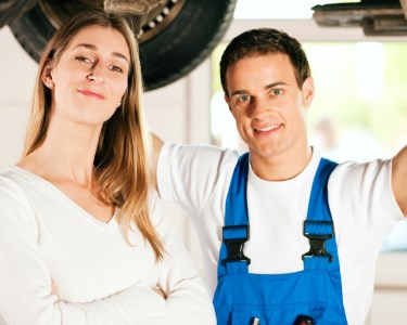 Para Automóvel: Mudança de Óleo e Filtro + Check-Up e Diagnóstico + Filtro de Ar