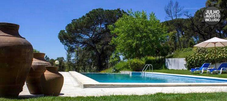 Paraíso na Aldeia do Pego! 2 a 7 Noites no Vale de Ferreiros