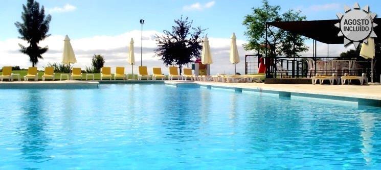 Verão no Alentejo! 3, 5, 7 ou 10 Noites na Quinta de Santo António Hotel Rural 4*