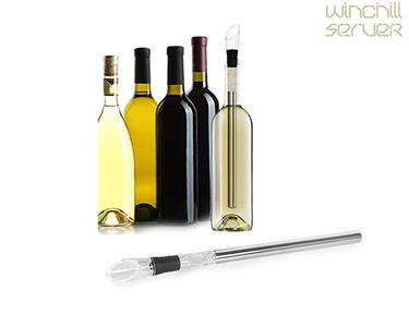 Cooler de Vinho | Frescura Instântanea