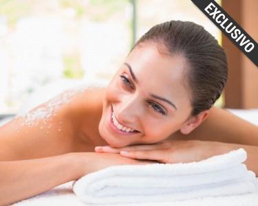 Relax Moment c/ Esfoliação Corporal & Hidratação | Holmes Place Spa | 13 Locais