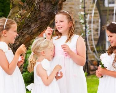 Animação de Crianças para Casamentos | Até 15 Crianças | Grande Lisboa