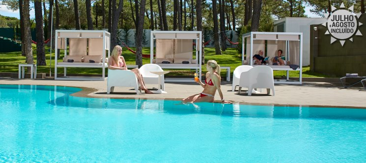 Algarve | Férias na Praia de Monte Gordo - Alcazar Hotel & SPA 4*