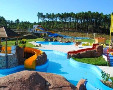 NaturWaterPark! Aventuras Aquáticas para Criança ou Adulto - Vila Real
