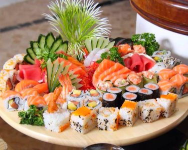 Supremo Sushi | O Melhor Sushi da Linha - 38 Peças | Estoril